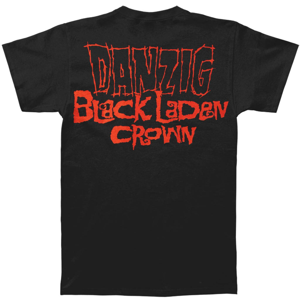 Black Laden Crown Tee (Black)