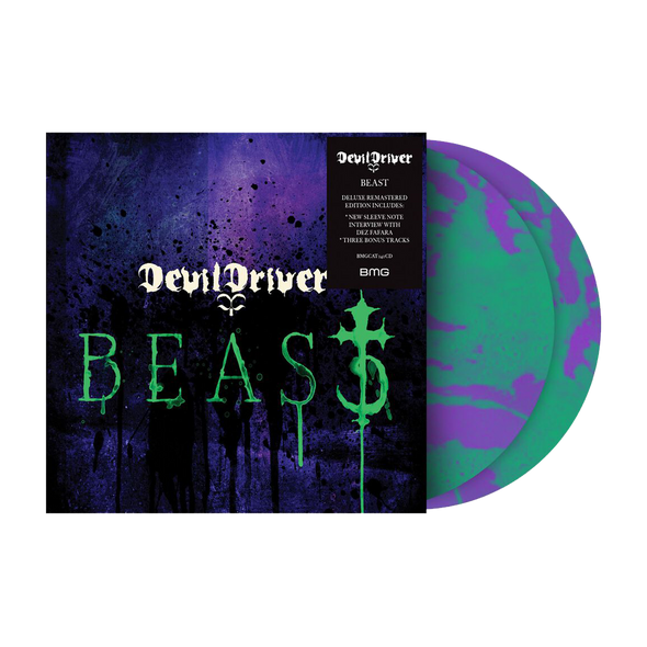 "Beast 12"" Vinyl (Limited Edition Splatter)"
