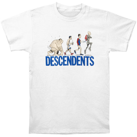 Ascent Of Man Tee (White)