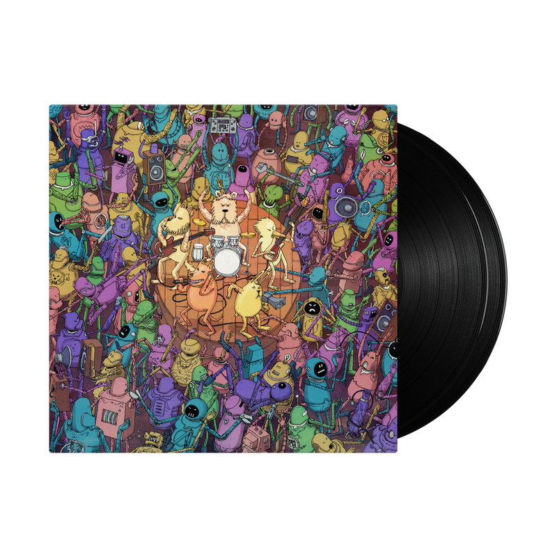 Tree City Sessions 2 2LP Vinyl (Spring Edition)