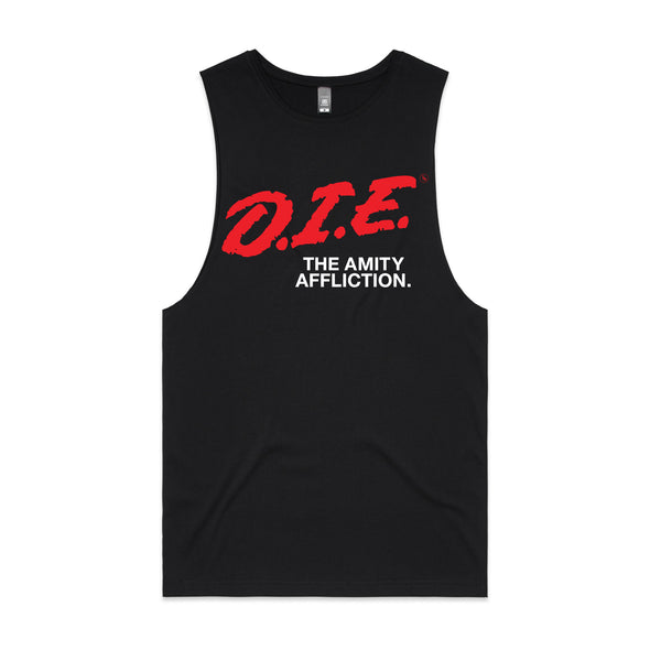 D.I.E Sleeveless (Black)