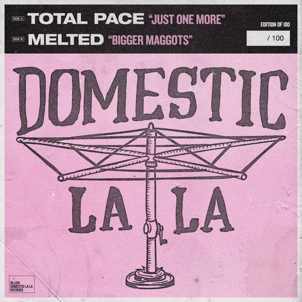"Domestic La La: Vol. 5 (Black 7"" Vinyl)"