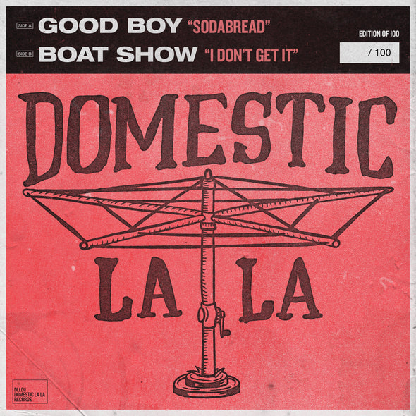 "Domestic La La: Vol. 6 (Black 7"" Vinyl)"
