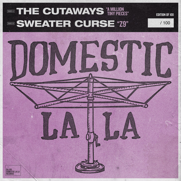 "Domestic La La: Vol. 7 (Black 7"" Vinyl)"