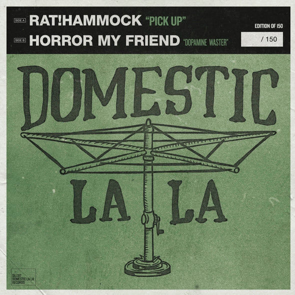 "Domestic La La: Vol. 8 (Black 7"" Vinyl)"
