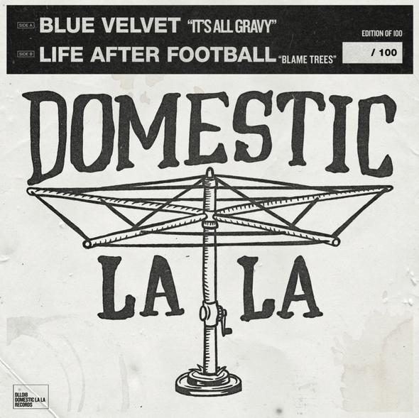 "Domestic La La: Vol. 9 (Black 7"" Vinyl)"