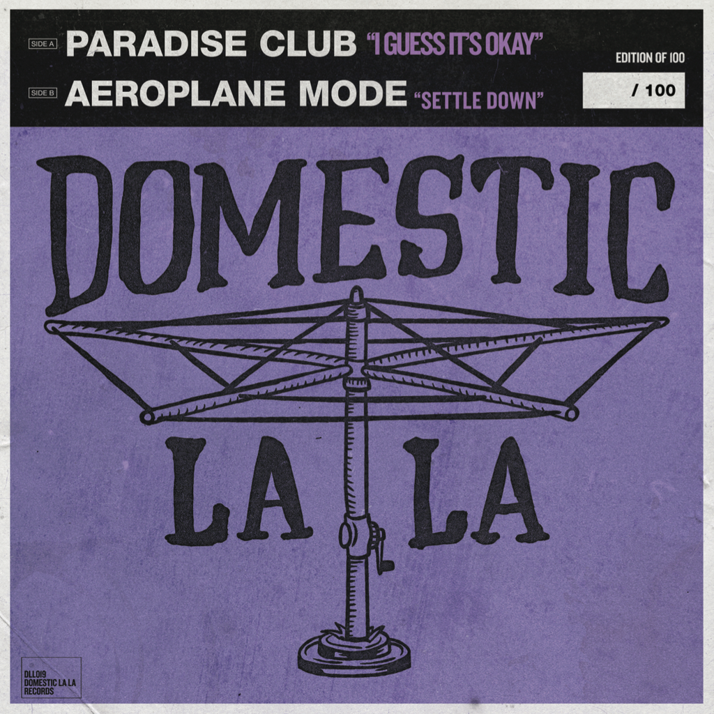 "Domestic La La: Vol. 10 (Black 7"" Vinyl)"