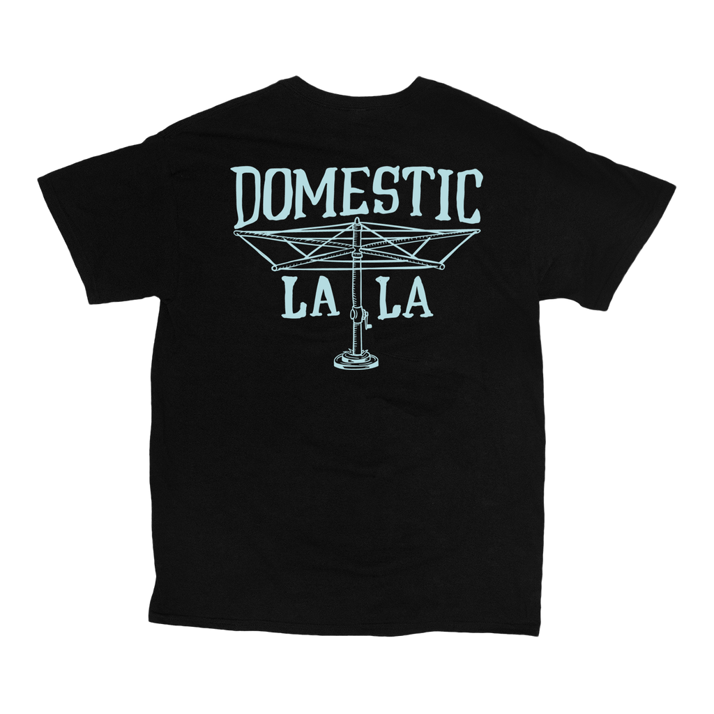 Domestic La La Tee (Black)
