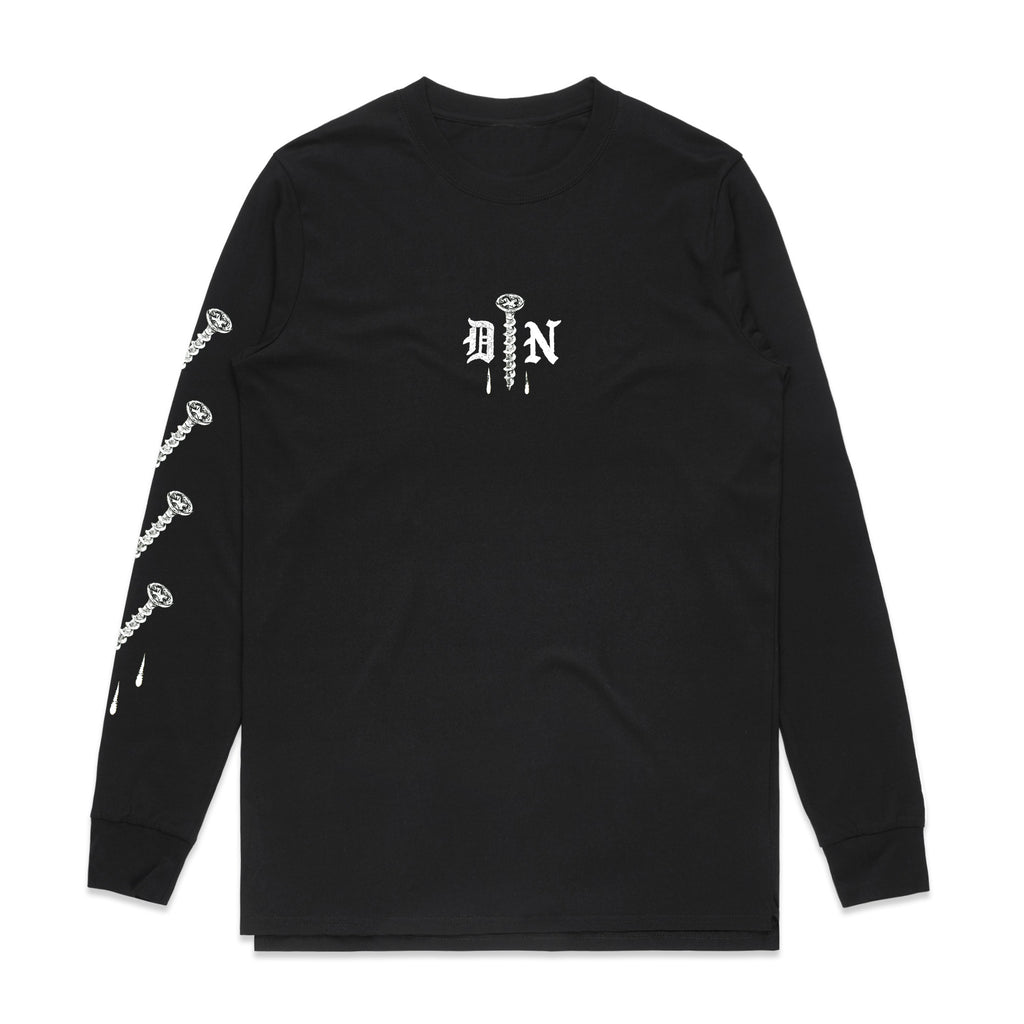 Martini Long Sleeve (Black)