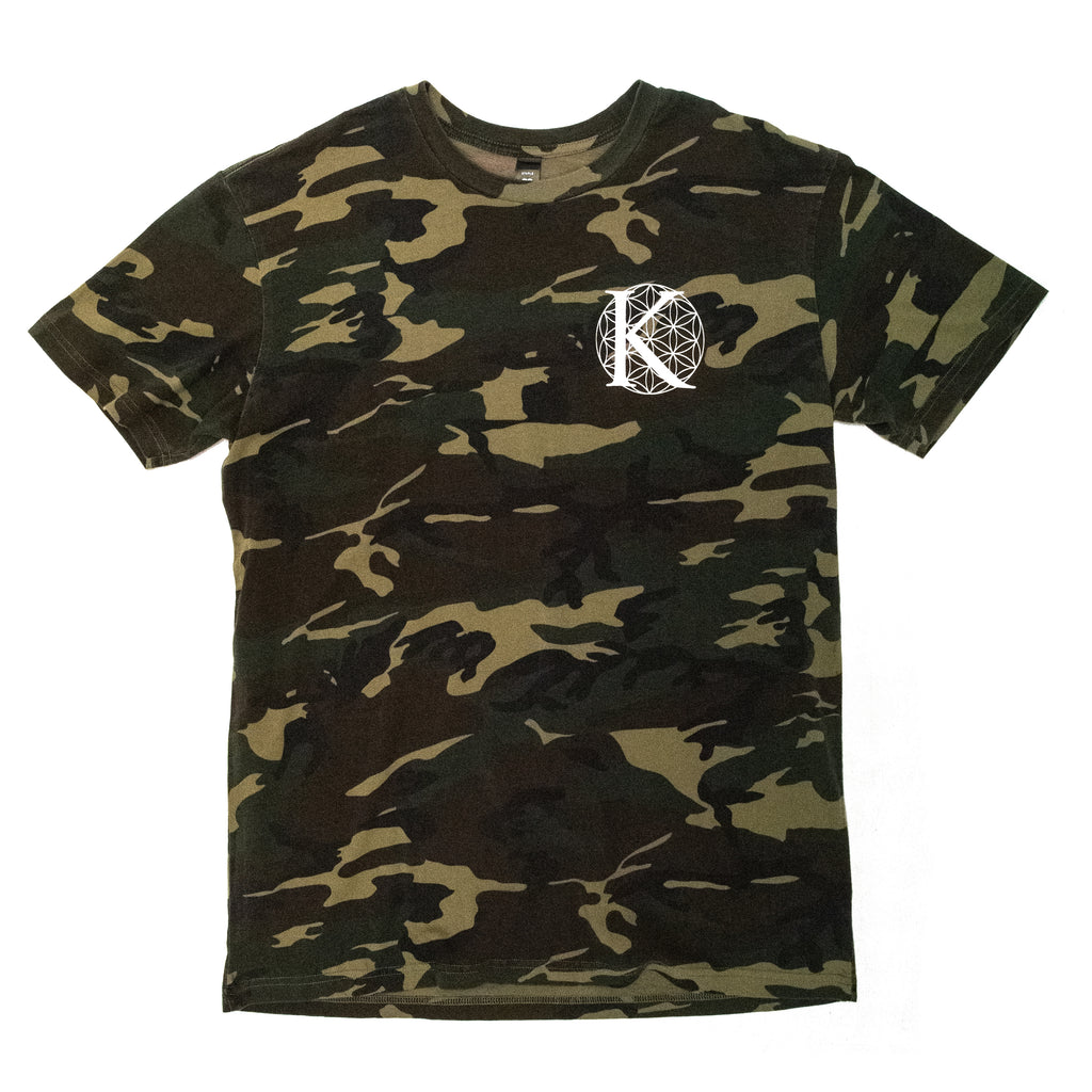 Sound Is The Factor Tee (Camo)