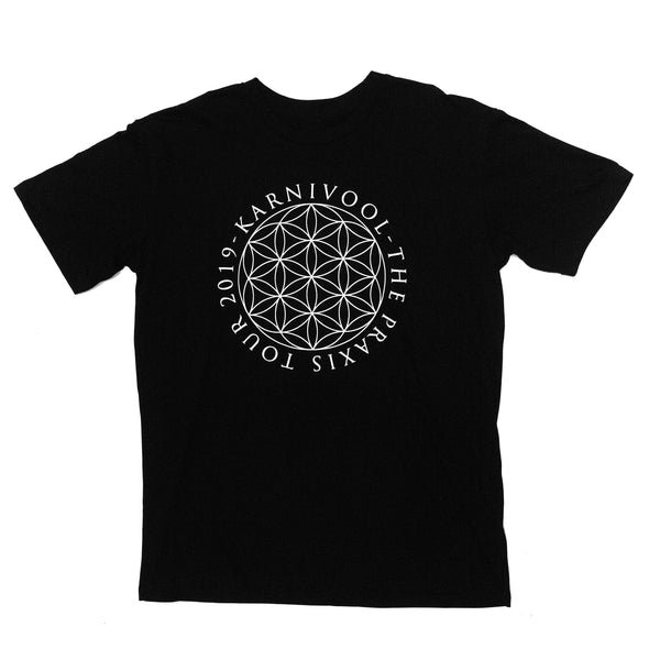 The Praxis Tour 2019 Tee (Black)