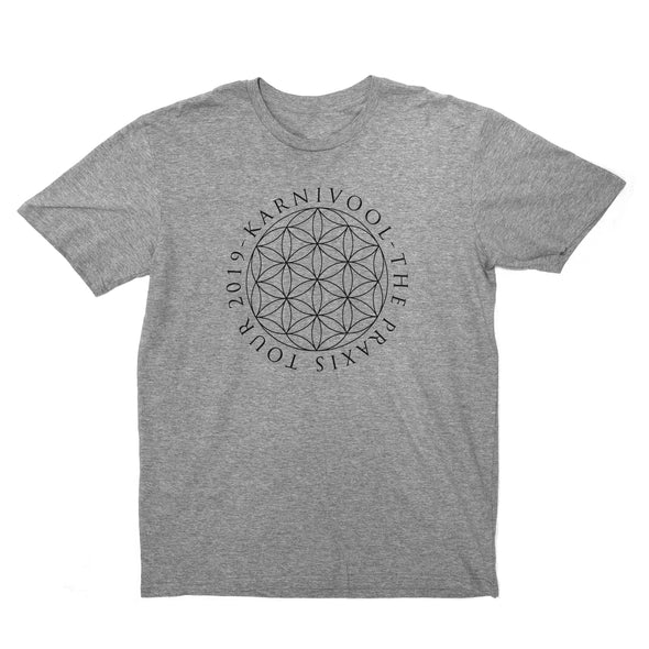 The Praxis Tour 2019 Tee (Grey)