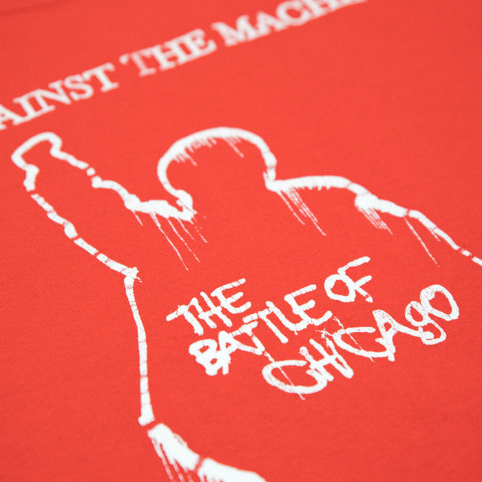 Battle Of Chicago Tee (Red)