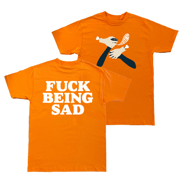 Self Titled Tee (F Being Sad) // PREORDER