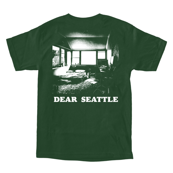 Don't Let Go Cover Tee (Green) // PREORDER