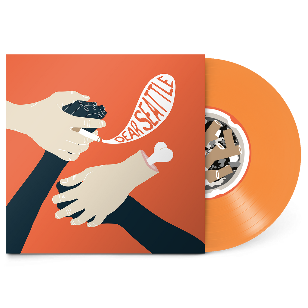 "Dear Seattle (Orange 10"" Vinyl)"