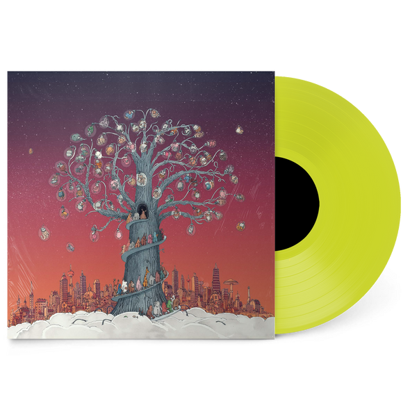 "Artificial Selection 12"" Vinyl (Highlighter Yellow)"