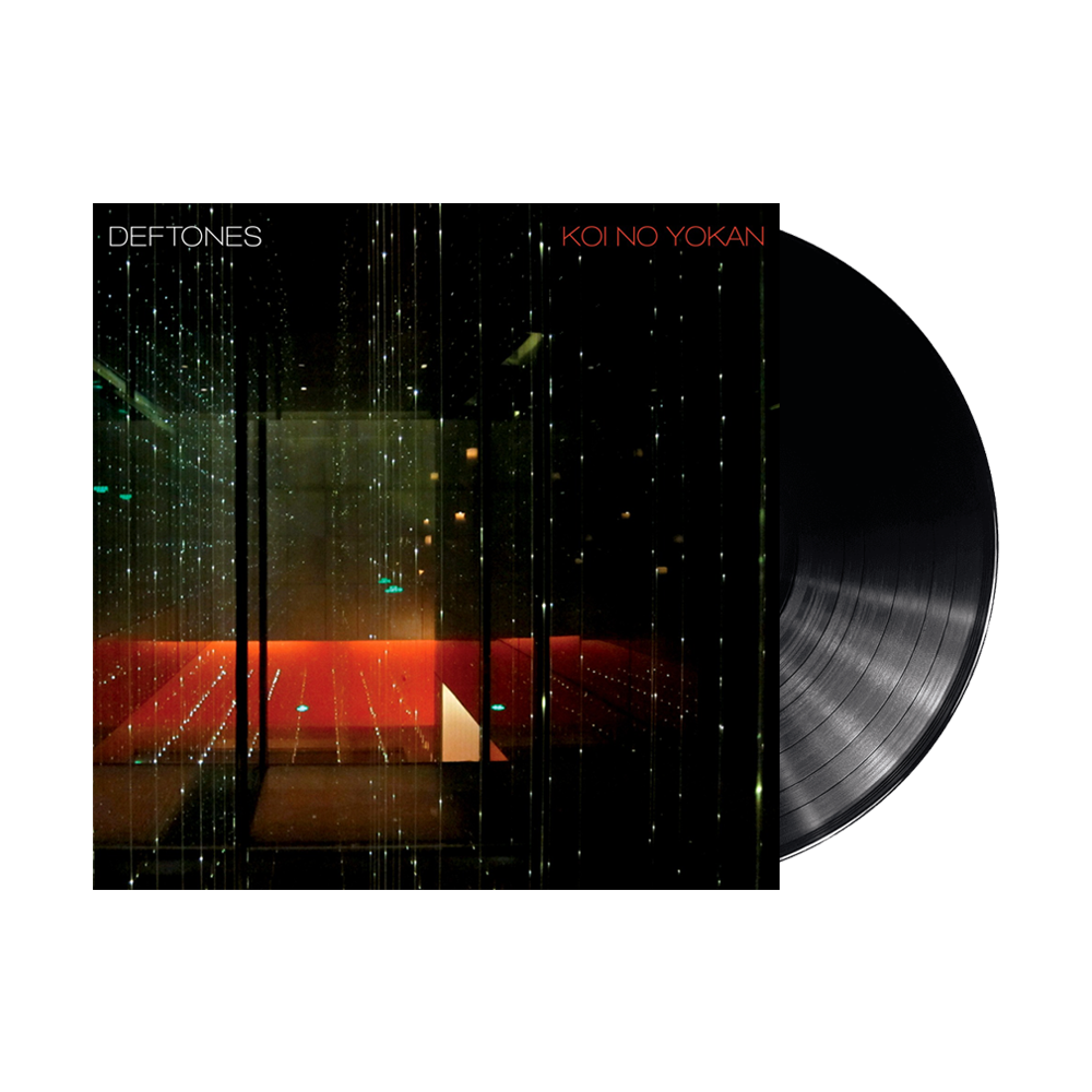 "Koi No Yokan 12"" Vinyl (Black)"