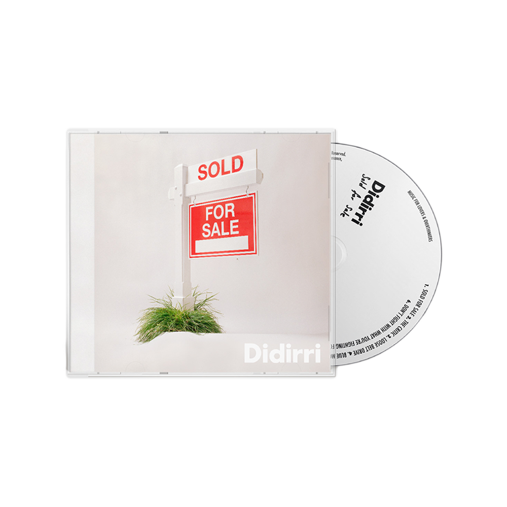 Sold for Sale CD