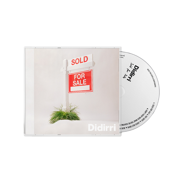 Sold for Sale CD // PREORDER