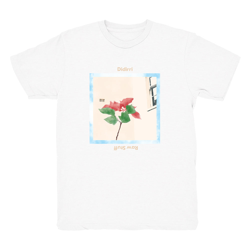 Raw Stuff Tee (White)