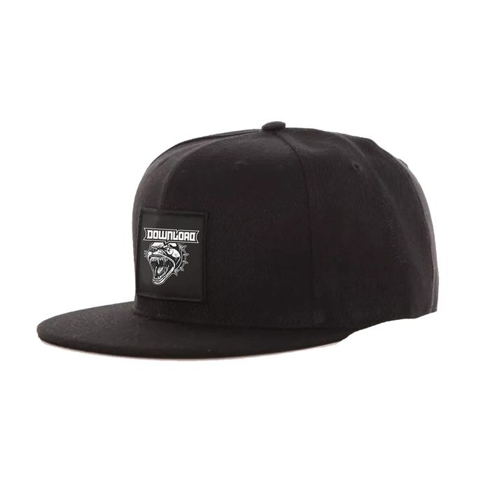 Download Dog Snapback (Black)