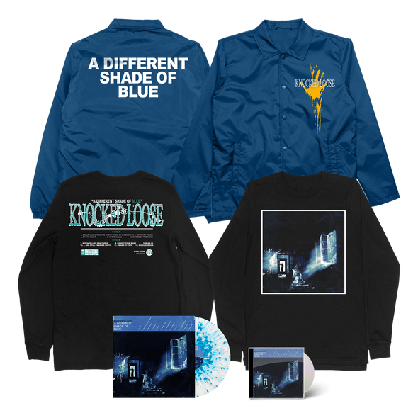 A Different Shade of Blue Everything Bundle