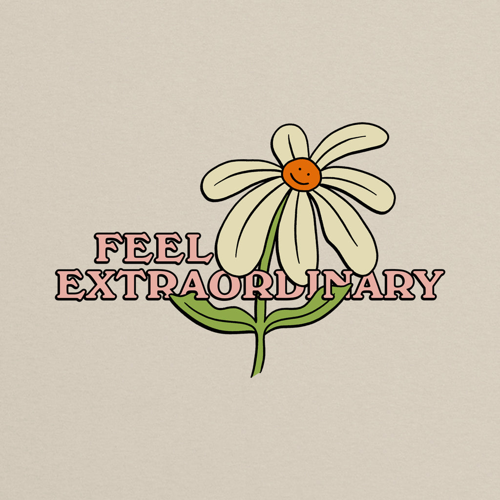 Feel Extraordinary Tee // PREORDER