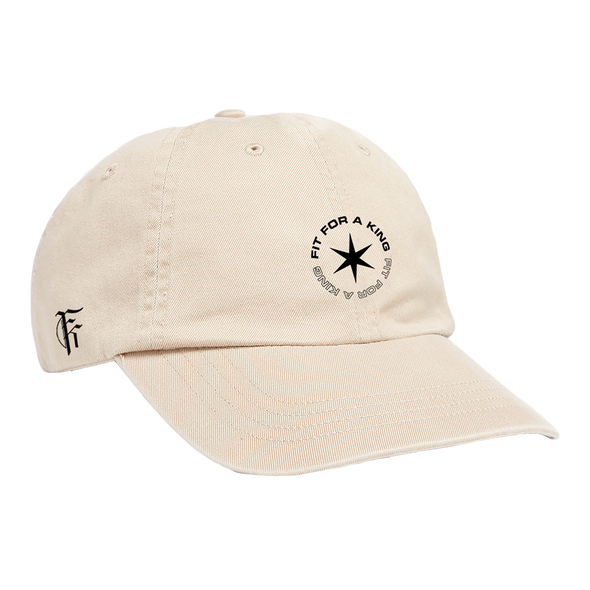Star Dad Hat (Tan) // PREORDER