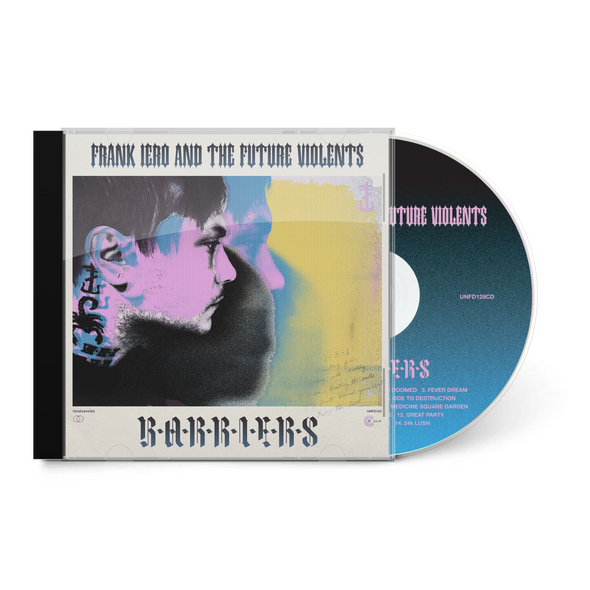 Barriers CD // PREORDER