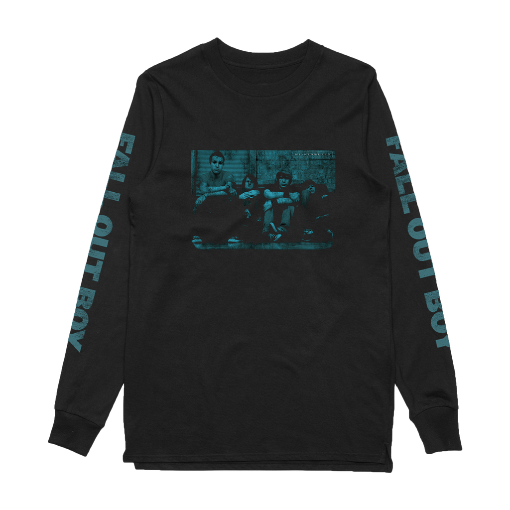 Take This To Your Grave Longsleeve (Black)
