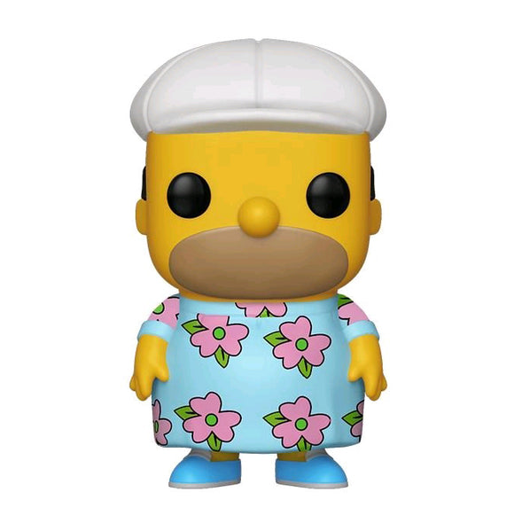 The Simpsons - Homer in muumuu Pop! Vinyl Figure