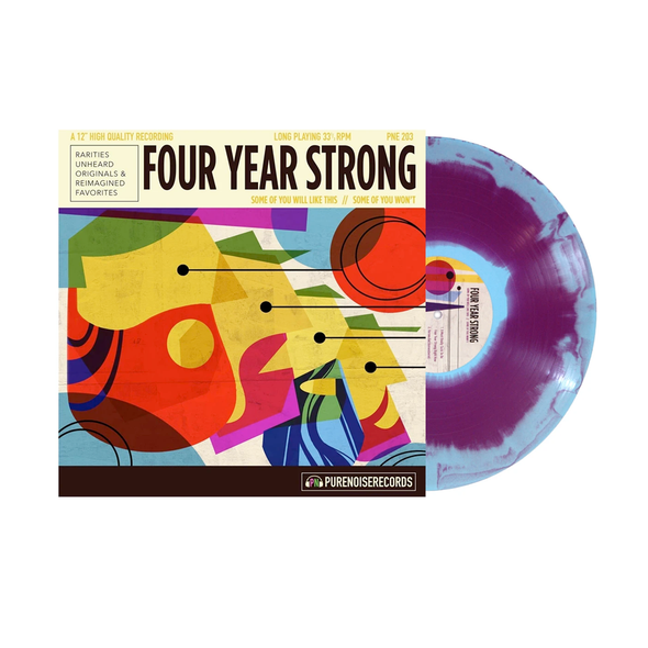 "Some of You Will Like This, Some of You Won't 12"" Vinyl (Baby Blue/Purple)"