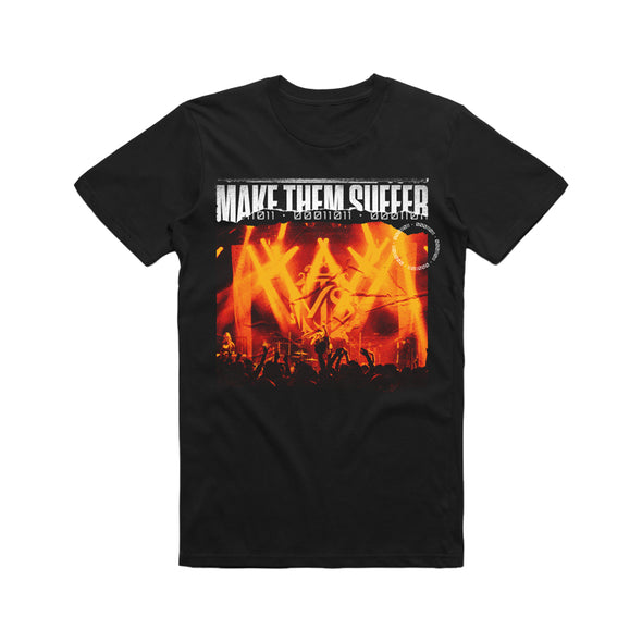 Make Them Suffer 2019 Tour Tee (Black)