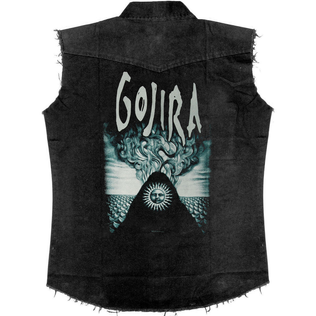 Magma Sleeveless Workshirt