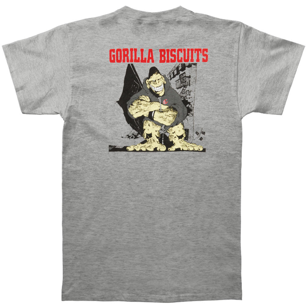 Hold Your Ground Tee (Grey)