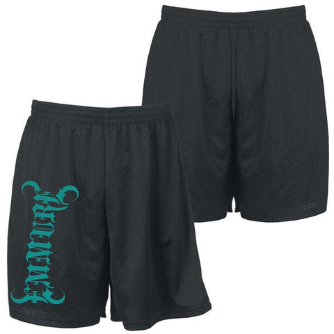 Emmure Official Merch - Emmure Logo (Mosh Shorts)