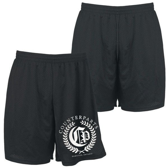 Counterparts Official Merch - Olive Branch (Mosh Shorts)