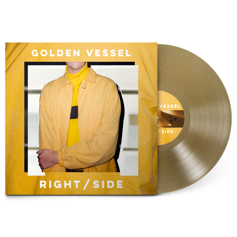 "Right/Side 12"" Vinyl (Gold)"