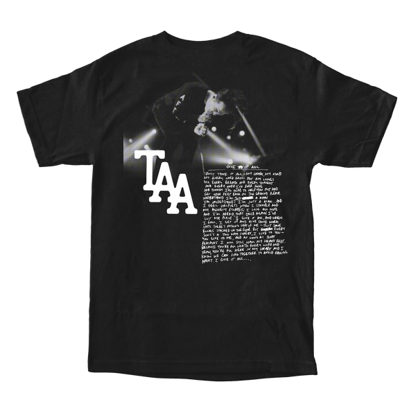 The Amity Affliction merch Give It All Tee (Black)