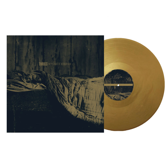 "In The Hands Of An Angry God 12"" Vinyl (Gold) // PREORDER"