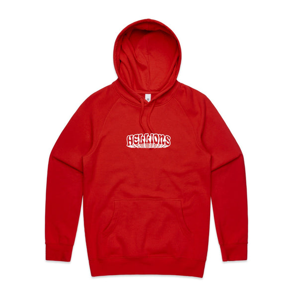 Trippy Hood (Red)