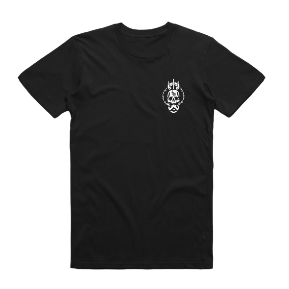 Human Warfare Pocket Tee (Black)