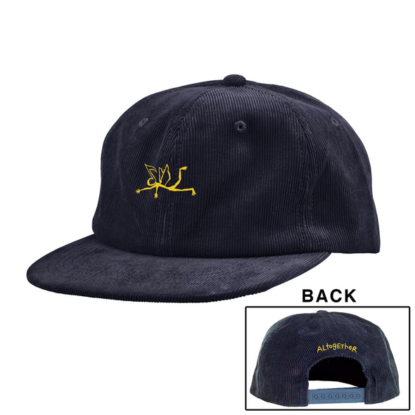 Altogether Hat (Navy) // PREORDER