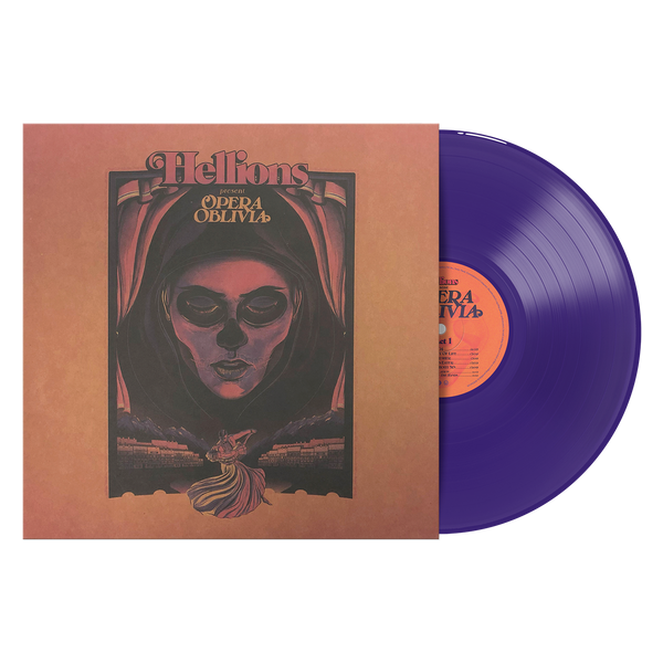 "Opera Oblivia UNFD 10 Year Special Edition 12"" Vinyl (Purple Lotus - Opaque Purple)"