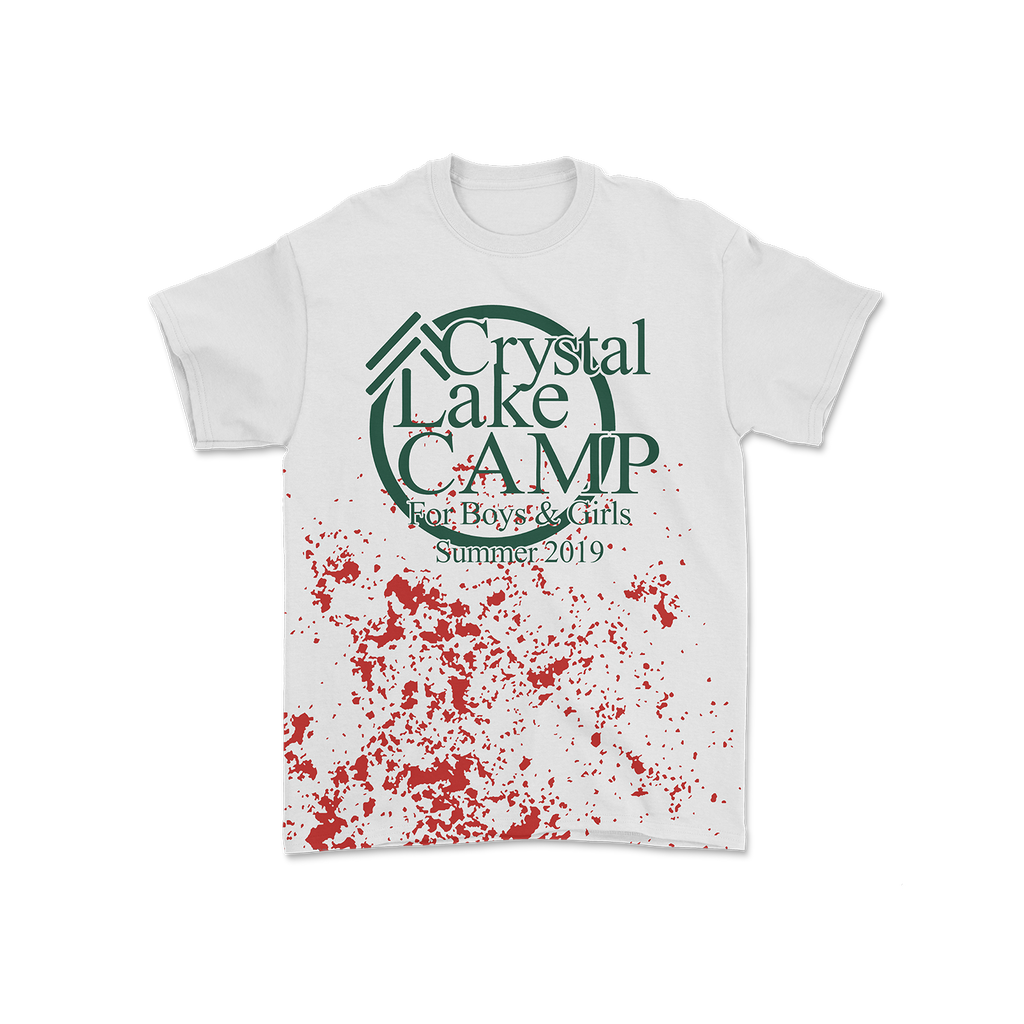Crystal Lake Staff Tee