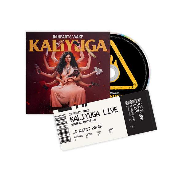 Kaliyuga Live Ticket + CD