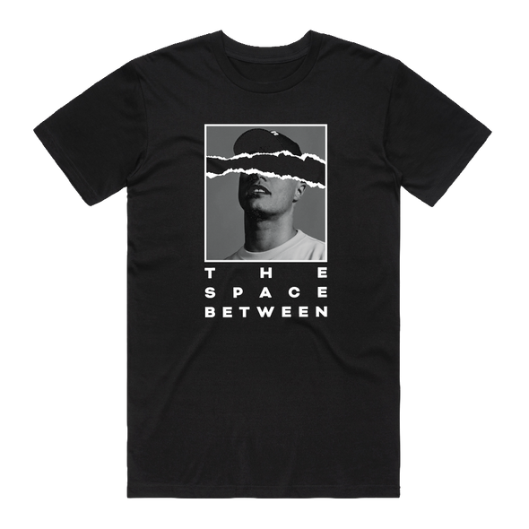 The Space Between Tee (Black)