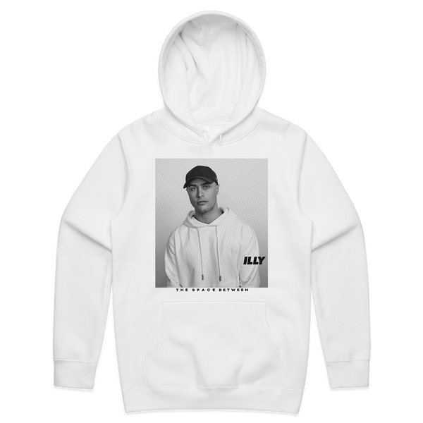 The Space Between Hoodie (White)