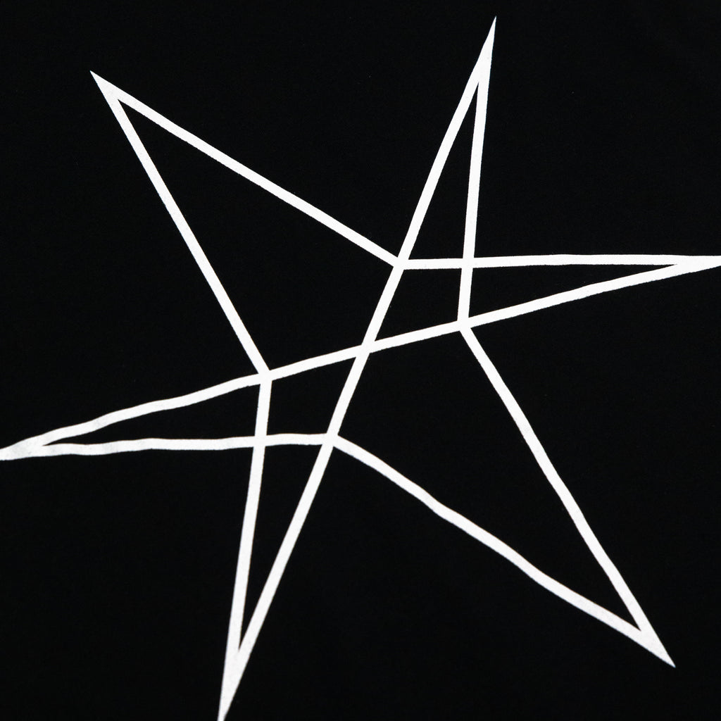 Hexagram Tour Tee (Black)